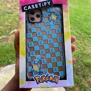 IPhone 11 Pro Max casetify pokemon collab case
